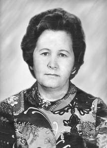 Морозова Анна Васильевна